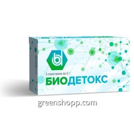 Buy Biodetoks - sachet of fungus on his feet