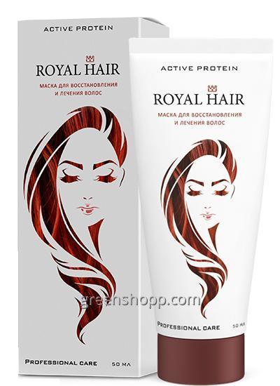 Acquistare Reale Capelli (Reale Hare) - Maschera per il ripristino dei capelli