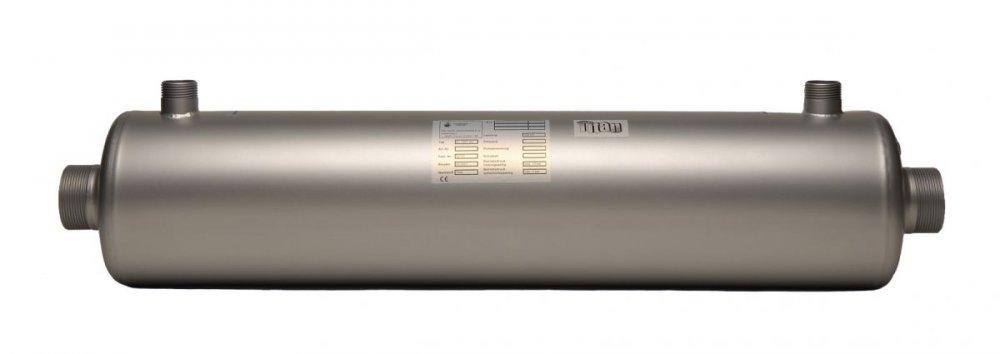 Теплообменник титановый DAPRA 105 кВт