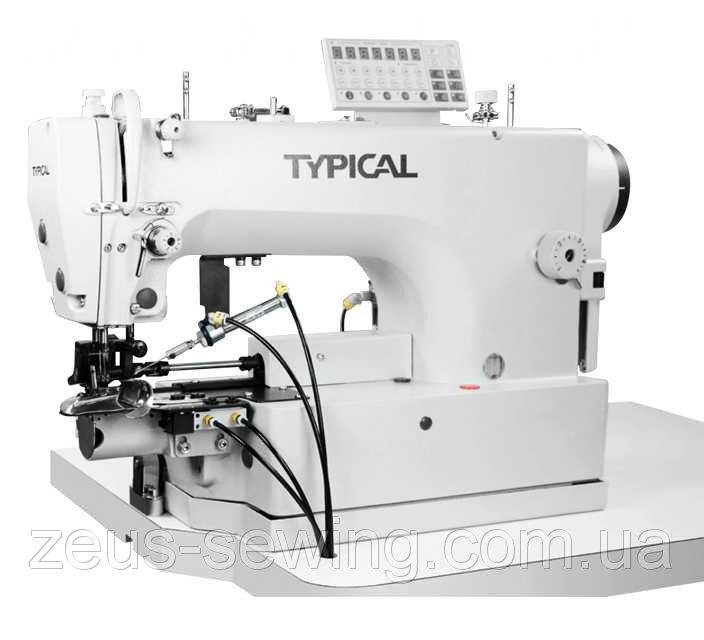 Машина для подгибки низа изделий Typical GC6770
