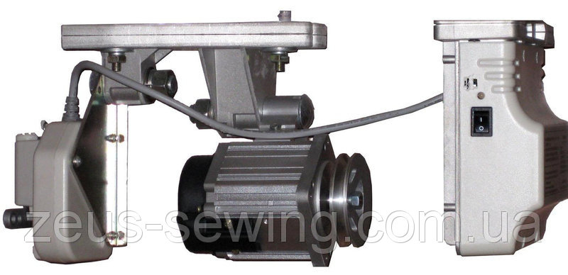 Мотор энергосберегающий WR 255 (550 Вт) c внешним позиционером