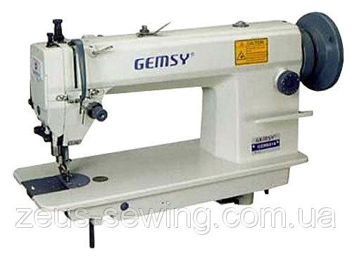 Купить Промышленная швейная машина тройного транспорта Gemsy GEM0818