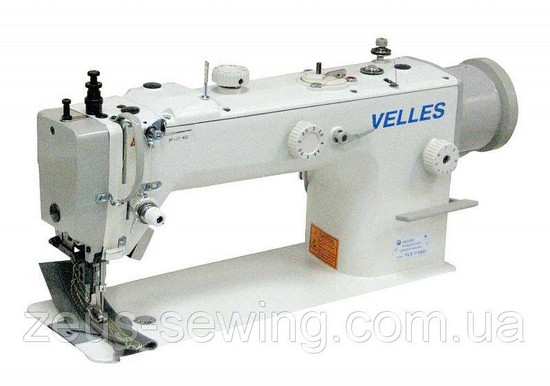 1-но игольная прямострочная машина c автоматическими функциями VELLES VLS1156DD