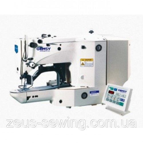 Buy Zakrepochny semiautomatic device with electronic control of GEMSY GEM1965B