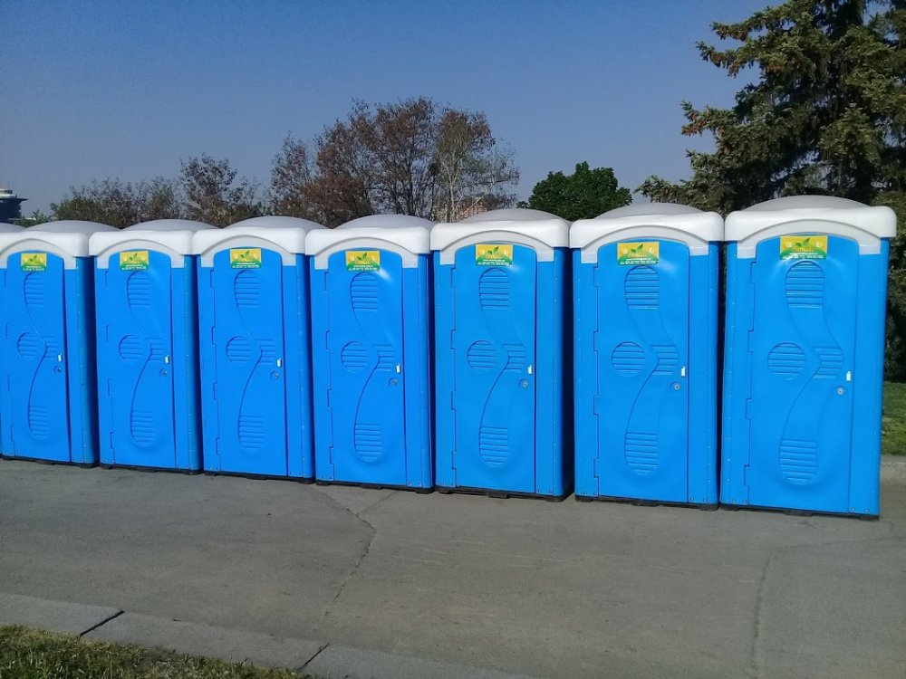 Buy Rent of mobile toilet cabins on Kiev