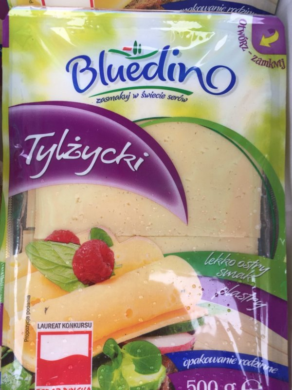 Купить Сыр ser tulzycki bluedino 500 грам. 85грн.
