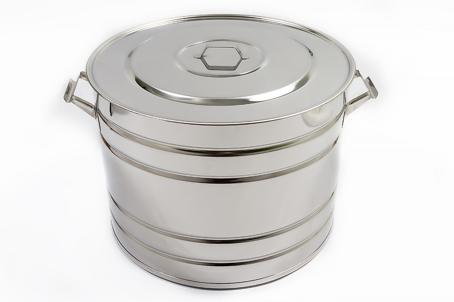 Buy Casserole stainless 50 l