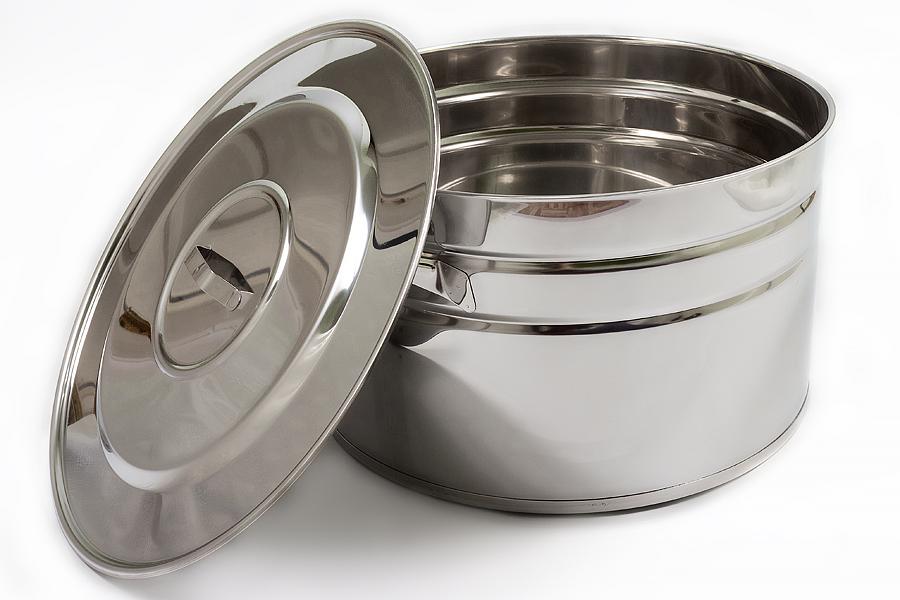 Баки из нержавеющей стали для кухни 40л