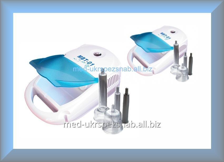 Купить Аппарат для вакуумного массажа и вакуумно-магнитной терапии МВТ-01
