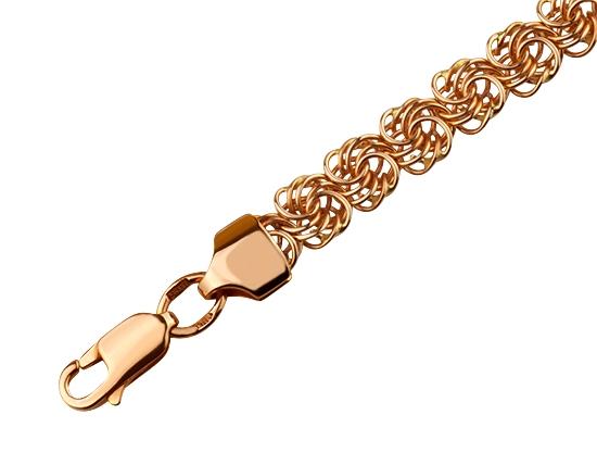 Купить Золотая цепочка Роза 585 пробы, артикул 15-000071690
