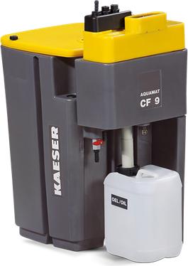 Система сепарації мастила з конденсату Kaeser Aquamat
