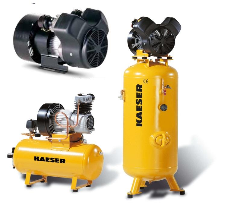 Compressor piston oil-free Kaeser KCT \KCTD
