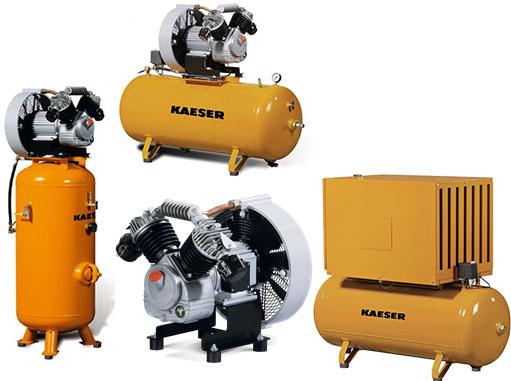 Compressor piston Kaeser Eurocomp