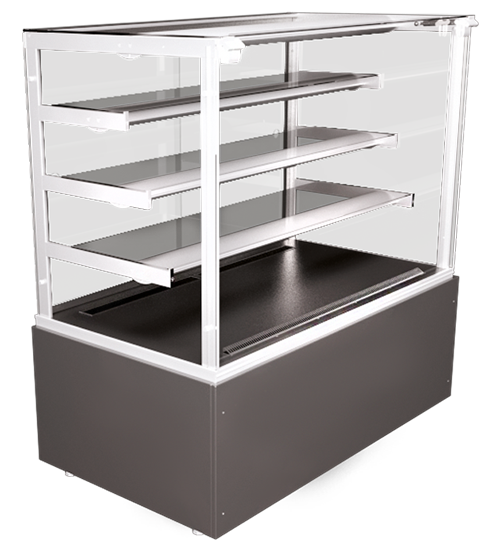 Кондитерская холодильная витрина Cremona Cube
