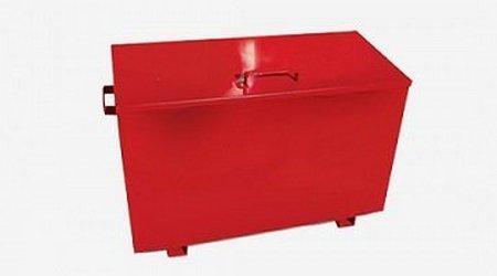 Ящик для песка пожарный 600 х 450х 450 мм.