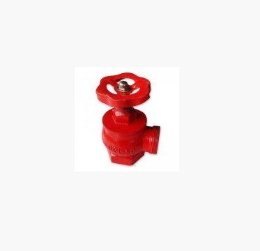 Пожарные кран Ду-50 угловой