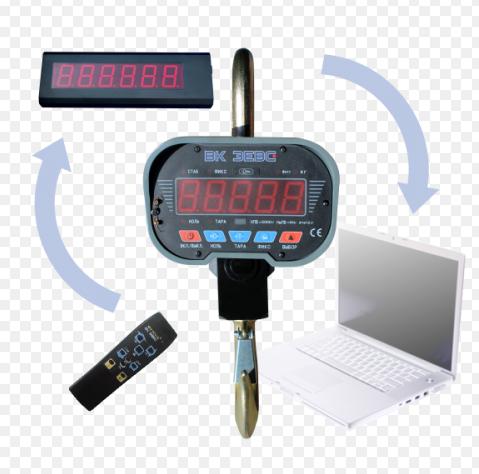 Весы крановые ВК ЗЕВС III - 5000 РК