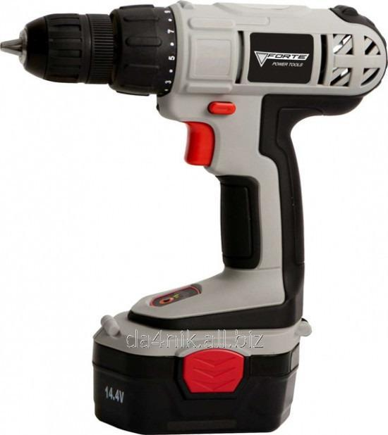 Buy Forte CD 1413 B2 cordless screwdriver