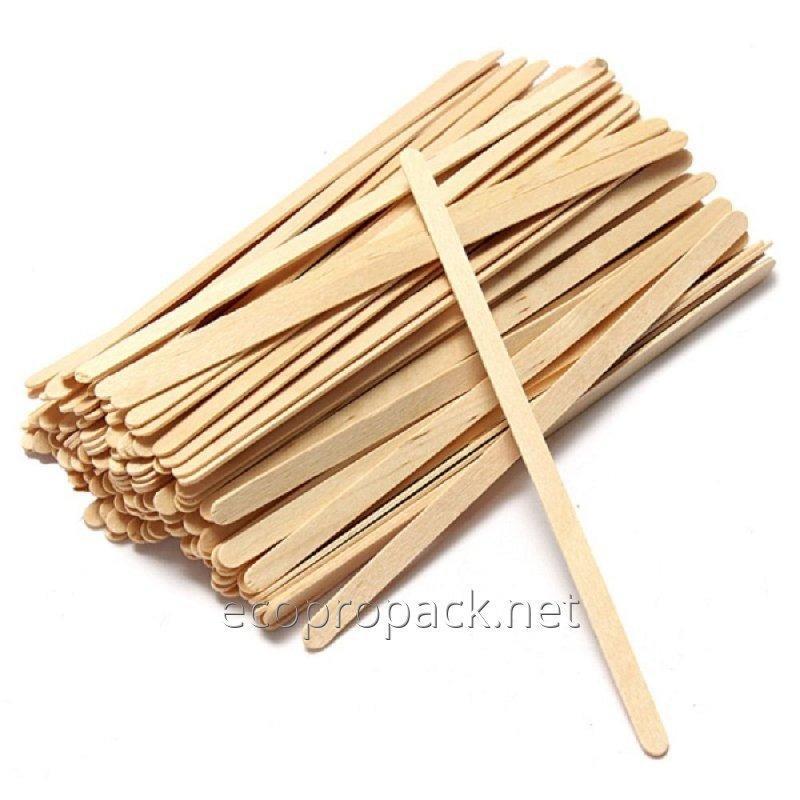 Мешалка деревянная для чая
