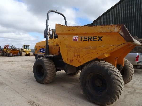 Buy TEREX PT9000 dump truck.