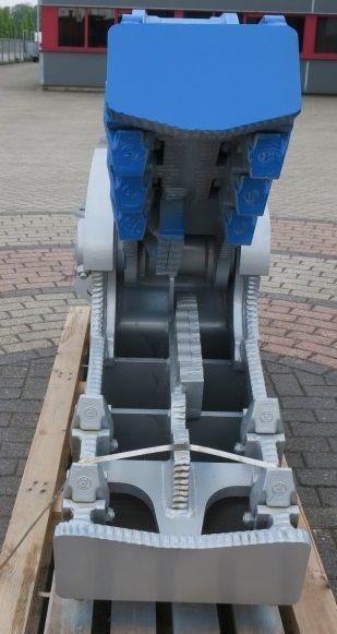 Гидравлический полноповоротный разрушитель Hammer RH16.