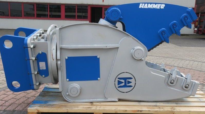 Гидравлический разрушитель Hammer RH20