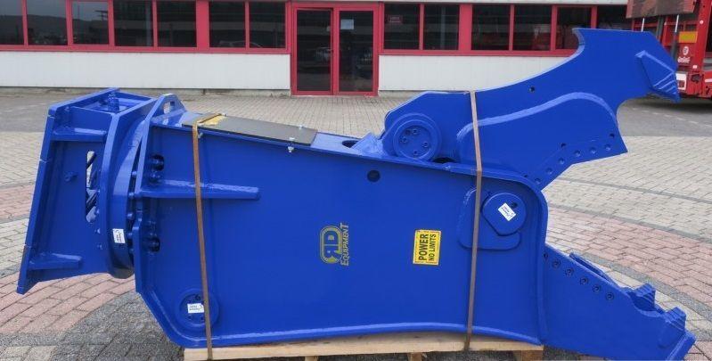 Гидравлический разрушитель/ножницы Rem Demolition CK20.
