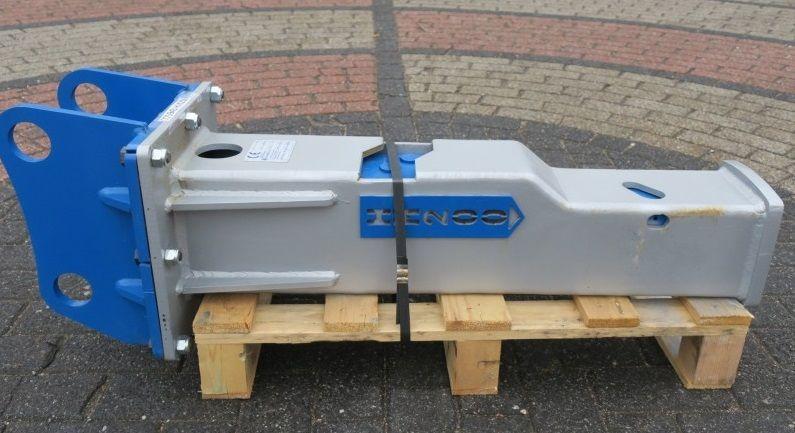 Гидромолот Hammer HM200 для экскаваторов массой 3-5,5т