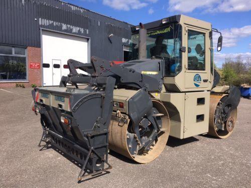 Двухвальцевый каток BOMAG BW 174AD по доступной цене.