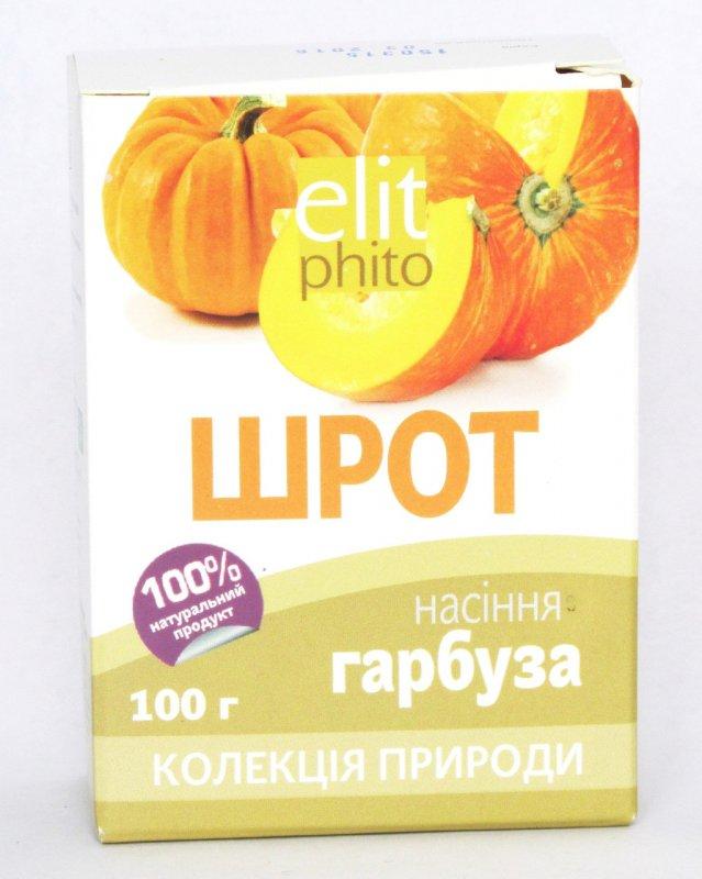 Купить Шрот тыквенный Elit Phito, 100 г М022