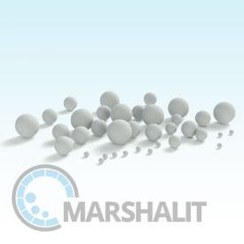 Инертные керамические, алюбитовые, шары.