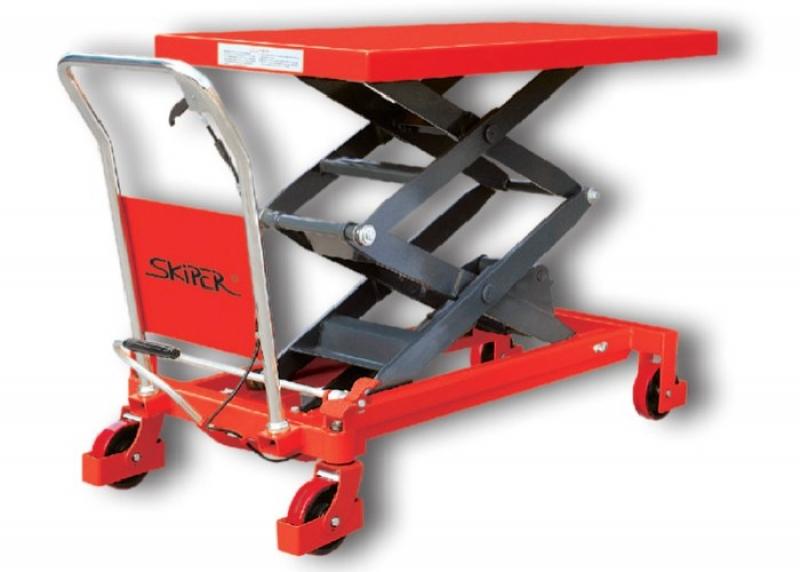 Стол гидравлический подъемный SKT 150