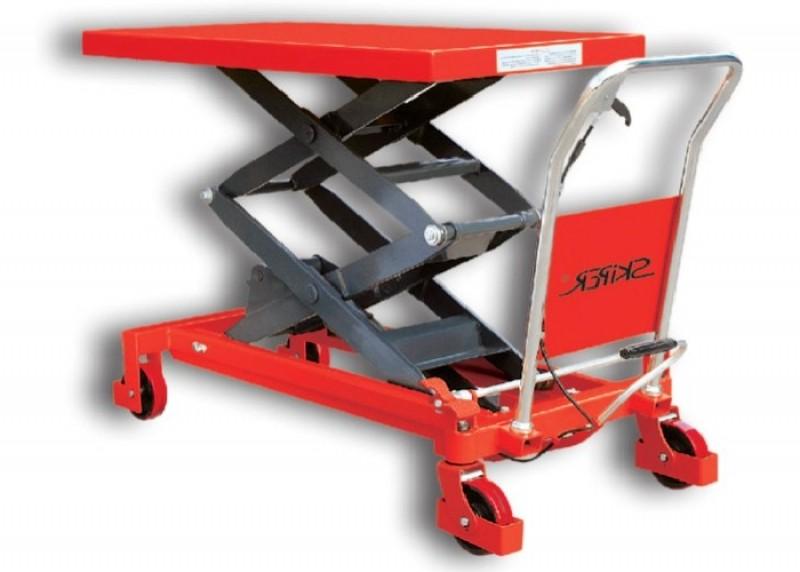 Стол гидравлический подъемный SKT 500