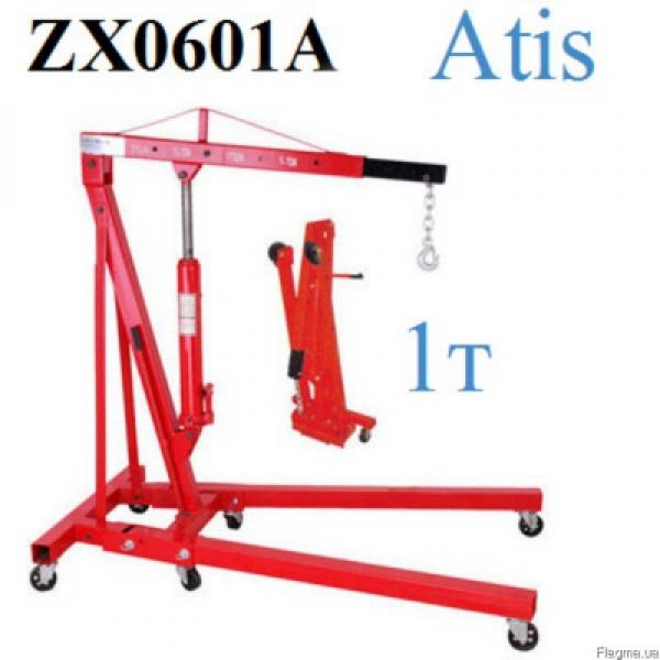 Кран гидравлический складной 1000 кг ZX0601A