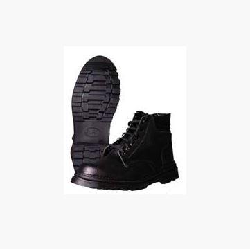 Ботинки юфть/кирза (лето)