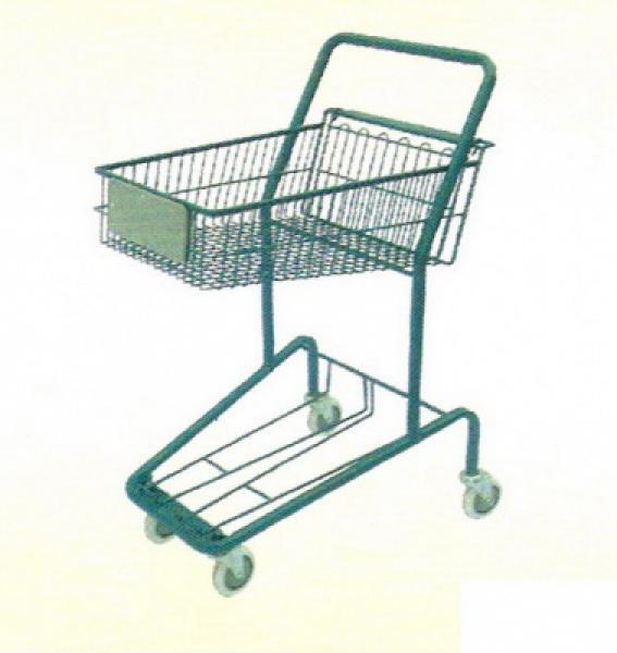 Тележка покупательская для супермаркетов и магазинов TC0207
