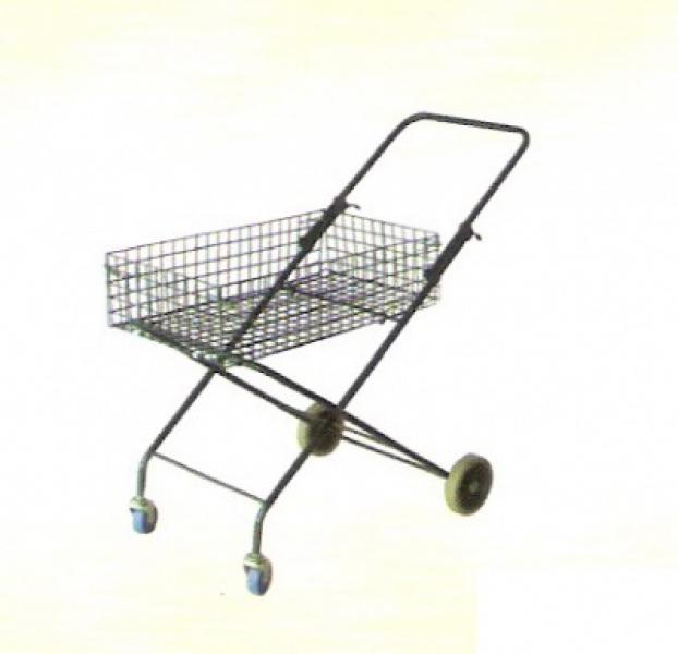 Тележка покупательская для супермаркетов и магазинов TC0214