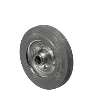 Колёса на резиновом ходу без кронштейна с роликовым подшипником серия 21 Norma