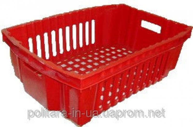 Пластиковый ящик, 1В