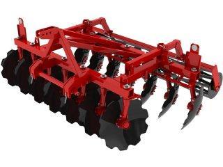 Componentes, peças sobresselentes e acessórios para grades agrícolas