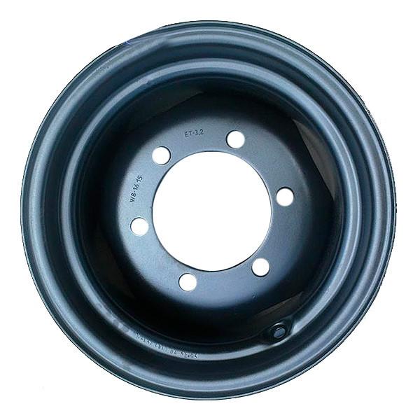 Диск колеса задний комб. СК-5 Нива, БДВП, КЗК, БДВ-7, СГП шина 12.00R16