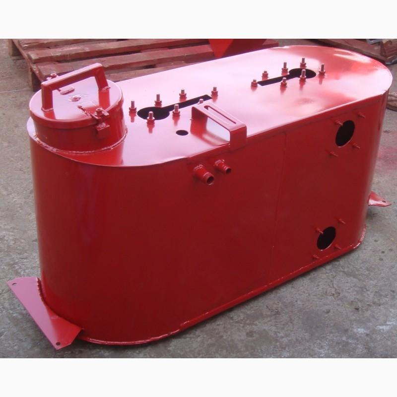 Бак 200 литр. корпус с трубой заборн., крышкой, краном ПС-10.02.030-02