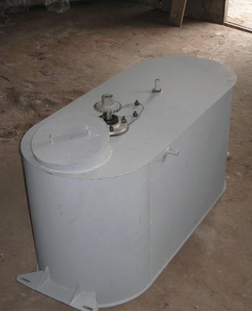 Бак 80 литров корпус