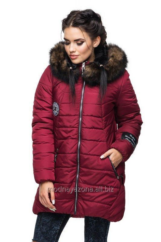 Buy Berta - a winter jacket.