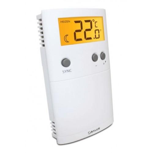 Беспроводной цифровой терморегулятор Salus ERT30RF