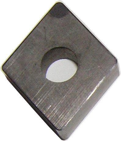 Пластина сменная режущая оснащенная Гексанитом-Р CNGA 120408