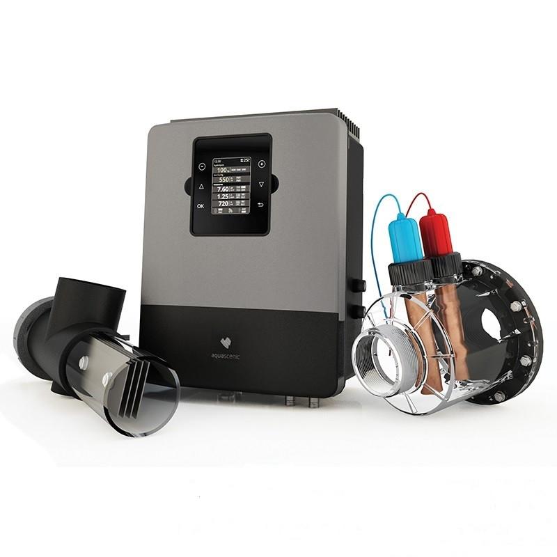Гидролизер AQUASCENIC  HD 1 BE KBPer (+ КОНТРОЛЬ ДОЗИРОВАНИЯ PH)