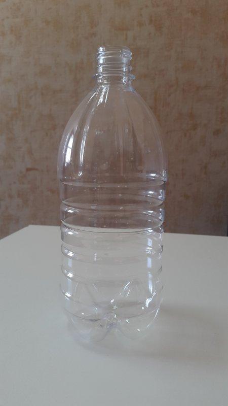 Бутылка ПЭТ 1 л.