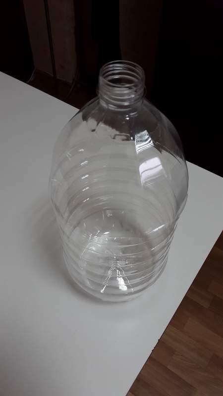 ПЭТ бутылка 5 л.