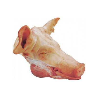 Голова свиная замороженная